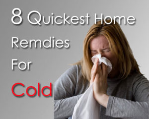 Girl With Cold