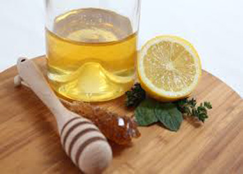 lemon water recipe