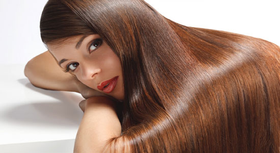 women with healthy hair